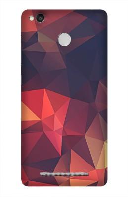 Flipkart SmartBuy Back Cover for Mi Redmi 3S Prime(Multicolor, Plastic)