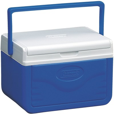 Coleman 5 QT ice cooler box(Blue, 4.73176 L)