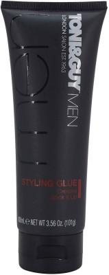 Toni&Guy Men Styling Glue, Creative Stick it Up - 100g (3.56oz) Hair Styler
