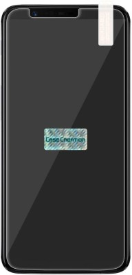 Case Creation Tempered Glass Guard for OnePlus 5T 5.5 inch 2017(Pack of 1)
