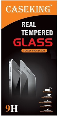 Caseking Tempered Glass Guard for Samsung Galaxy S4 Mini(Pack of 1)