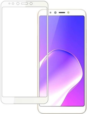 NKCASE Edge To Edge Tempered Glass for Motorola E6s(Pack of 1)