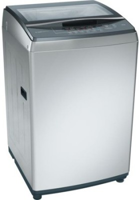Bosch 7.5 kg Fully Automatic Top Load Washing Machine Silver(WOA752S0IN)