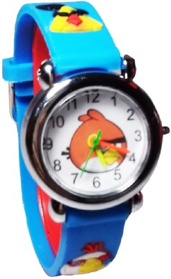 Arihant Retails 11030AR1 Angry Bird kids watch Analog Watch  - For Boys & Girls