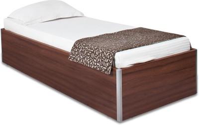 Flipkart Perfect Homes Waltz Engineered Wood Queen Box Bed(Finish Color -  Wenge)