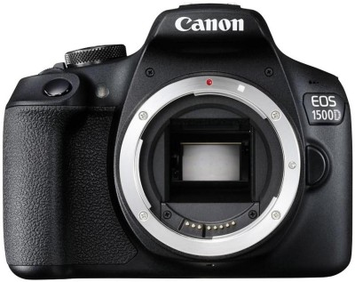 Canon Eos 1500d body only DSLR Camera DSLR(Black)