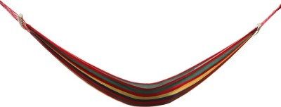 Furn Central Canvas Hammock(Red)