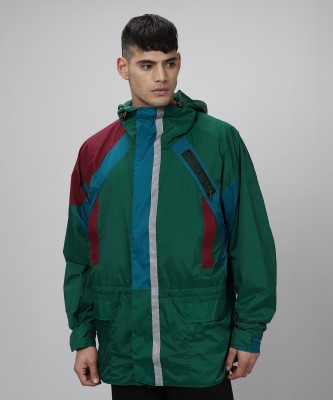 ADIDAS ORIGINALS Full Sleeve Solid Men Jacket at flipkart