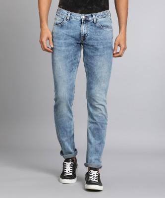 Lee Skinny Men Blue Jeans at flipkart