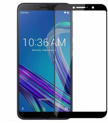 Bizone Tempered Glass Guard for Asus Zenfone Max Pro M1(Pack of 1)
