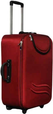 Mofaro CLASSIC POCKET Check in Luggage   23 inch