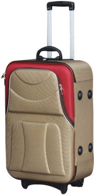 AdevWorld COZZY TREND Expandable Check in Luggage   23 inch