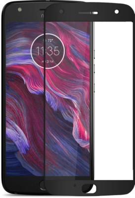 SRT Edge To Edge Tempered Glass for Motorola Moto X4(Pack of 1)
