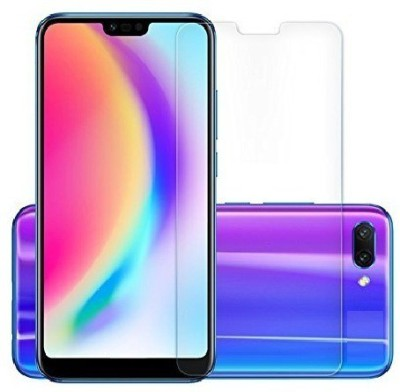 SRT Tempered Glass Guard for Mi Redmi Note 5 Pro(Pack of 1)