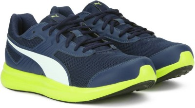 e2f5604b5ad 54% OFF on Puma Running Shoes For Men(Blue) on Flipkart | PaisaWapas.com