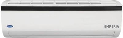 View Carrier 1 Ton 3 Star Split AC  - White(12K EMPERIA 3 STAR, Copper Condenser)  Price Online