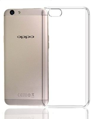 anjalicreations Back Cover for Oppo F3 Transparent