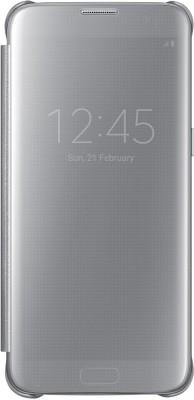 SAITRADERS Flip Cover for Mi Redmi Note 3(Silver, Hard Case, Fiber)