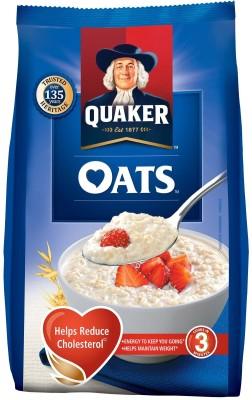 Quaker Oats(1 kg, Pouch)