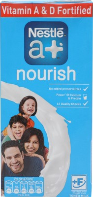 Nestle A Plus Nourish Toned Milk(1 L)