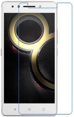 Power Tempered Glass Guard for Lenovo K8 Plus(Pack of 1)