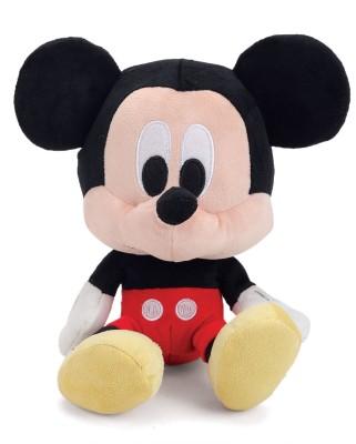 DISNEY Mickey Big Head   Soft Boa   43 cm Multicolor DISNEY Soft Toys