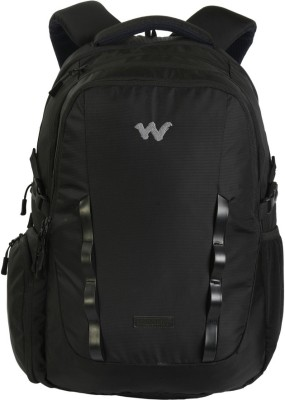 a5097f8ceb 20% OFF on Wildcraft Continuum 40 L Laptop Backpack(Black) on Flipkart