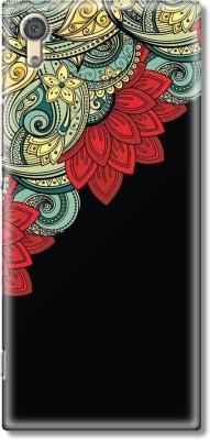 BADABOSS Back Cover for Sony Xperia XA1