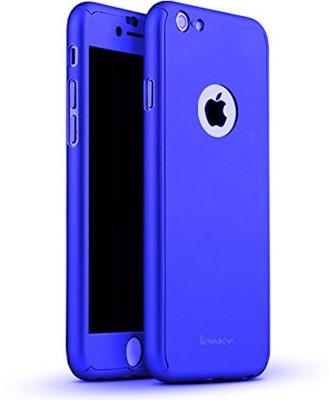 Shoora Back Cover for Apple iPhone 4s Blue, Waterproof