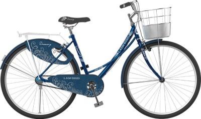 ec0e784267a BSA LADYBIRD DREAMZ BLUE 26 T Girls Cycle/Womens Cycle(Single Speed, Blue