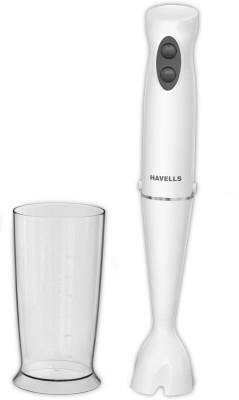 Havells Power Blend 600 W Hand Blender(White)