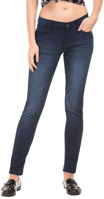 Rock Hudson Regular Women Blue Jeans at flipkart