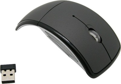 Ocean 2.4Ghz Folding Wireless Optical Mouse with Bluetooth