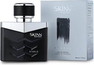 Skinn By Titan Steele EDP Spray For Men, 50 ml