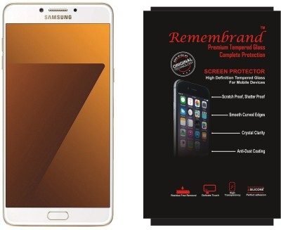 Remembrand Impossible Screen Guard for Samsung Galaxy C7 Pro SM-C701F