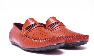 Worf Loafers For Men(Tan