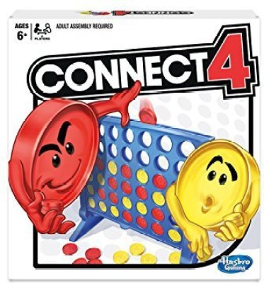 Generic Hasbro Gaming Connect 4 Game Board Game