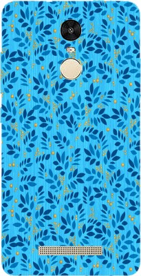 SALTINE Back Cover for Mi Redmi Note 3 Blue, Waterproof
