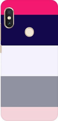 Patterncreations Back Cover for Mi Redmi Note 5 Pro(Multicolor, Polycarbonate)