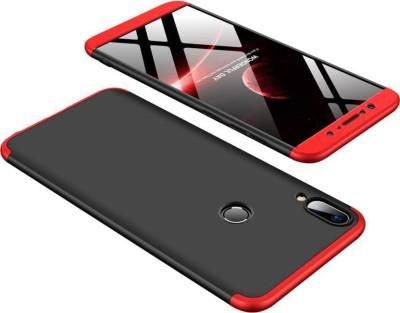 Flipkart SmartBuy Back Cover for Asus Zenfone Max Pro M1(Red, Black, Hard Case)