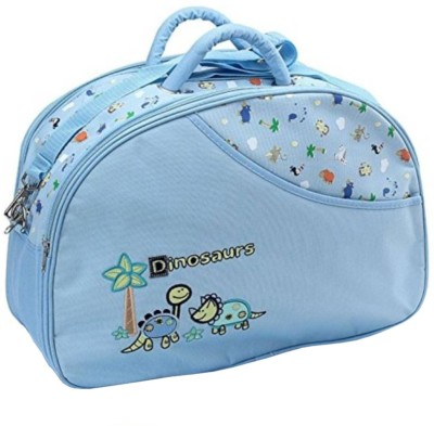 Guru Kripa Baby Products New Born Baby Multypurpose Mother Bag With Holder Diapper Changing Multi Comprtment For Baby Care And Maternity Handbag Messenger Bag Diaper Nappy Mama Shoulder Bag Diaper Bag For Baby Multipurpose Waterproof Mother Bag Diaper Bag (Sky Blue) Mother Bag (Sky Blue) Mother Bag(