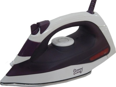 Savvy SI-18 1200 W Steam Iron(Purple) at flipkart