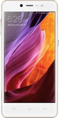 Celkon Cliq 2 (White&Gold, 32 GB)(3 GB RAM)