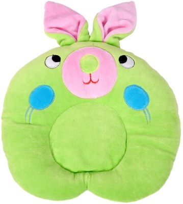 Guru Kripa Baby Products Solid/Plain Feeding/Nursing Pillow(Green)