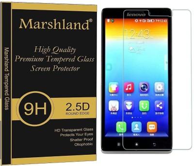 Marshland Tempered Glass Guard for Lenovo Vibe Z(Pack of 1)