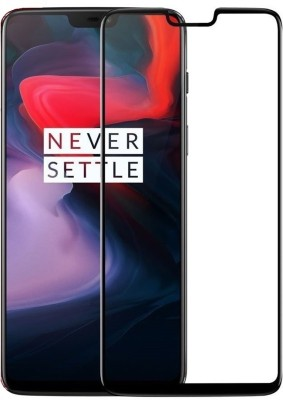 Gorilla Armour Tempered Glass Guard for OnePlus 6(Pack of 1)