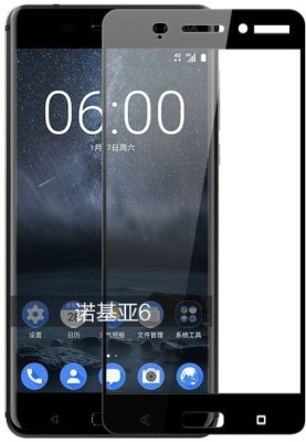 MTT Tempered Glass Guard for Nokia 8(Pack of 1)