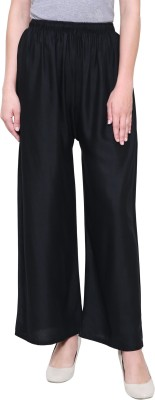 Emeros Flared Women Multicolor Trousers