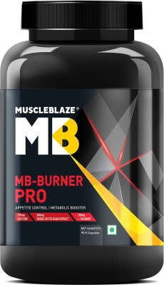 Muscleblaze Fat Burner Pro (90 Capsules) Unflavoured