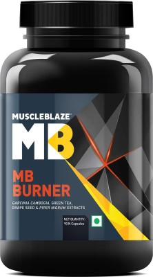MuscleBlaze MB Burner Supplement (90 Capsules)
